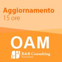 Corso di aggiornamento OAM 15 ore - corso online per aggiornamento obbligatorio per agenti in attività finanziaria e mediatori creditizi iscritti all'OAM.