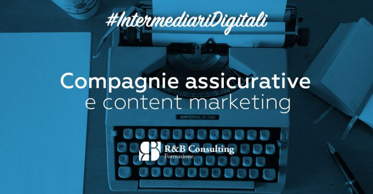 compagnie assicurative content marketing