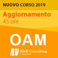corso aggiornamento oam 45 ore 2019