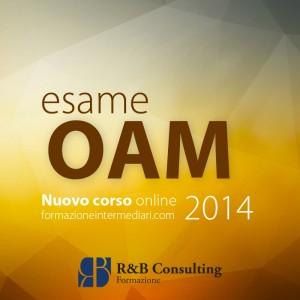 corso esame oam 2014