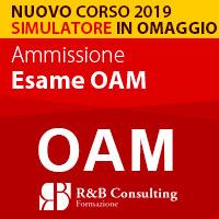 corso esame oam 2019