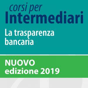 corso trasparenza bancaria 2019