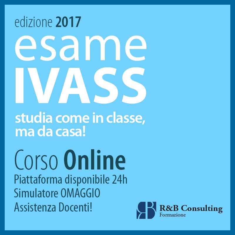 esame IVASS 2017