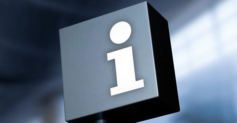 Info point oam