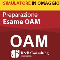 preparazione esame oam 2021