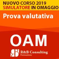 prova valutativa oam 2019