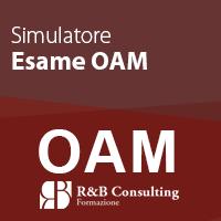 simulatore esame oam