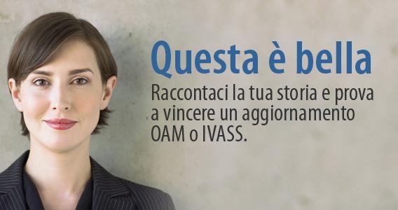 Concorso IVASS/OAM